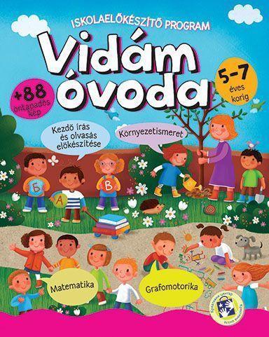 Весели вртић - мађарски језик