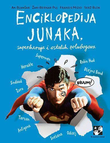 Енциклопедија јунака, суперхероја и осталих полубогова