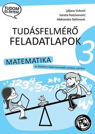 Контролне вежбе из математике за 3. разред на мађарском језику