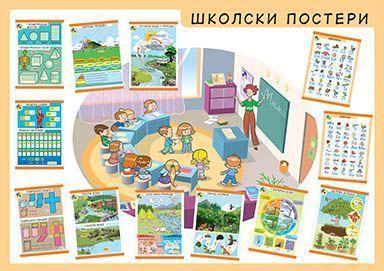Школски постери